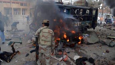 مقتل 3 جنود وعاملي مناجم في هجومين جنوب غربي باكستان