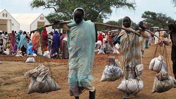 نازحون في جنوب السودان