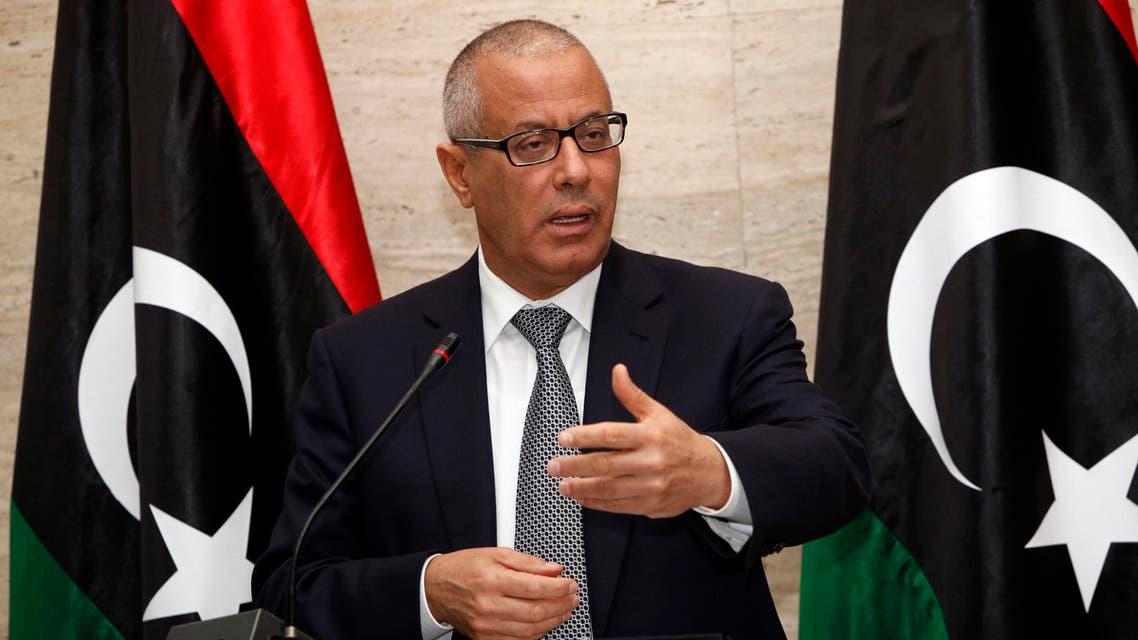 Ali Zeidan علي زيدان