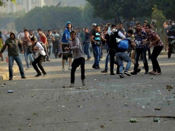الأمن المصري يطلق الغاز على طلاب الإخوان بالإسكندرية