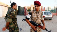 Libya says Egyptians 'detained' not kidnapped