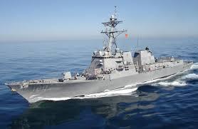 المدمرة الأميركية يو أس أس كيد أبحرت الى النحيط الهندي قبل سواها