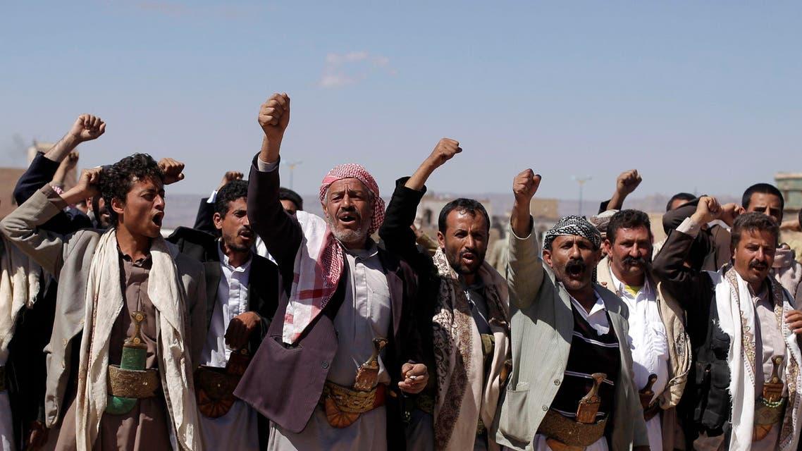 Tribal gathering in Yemen