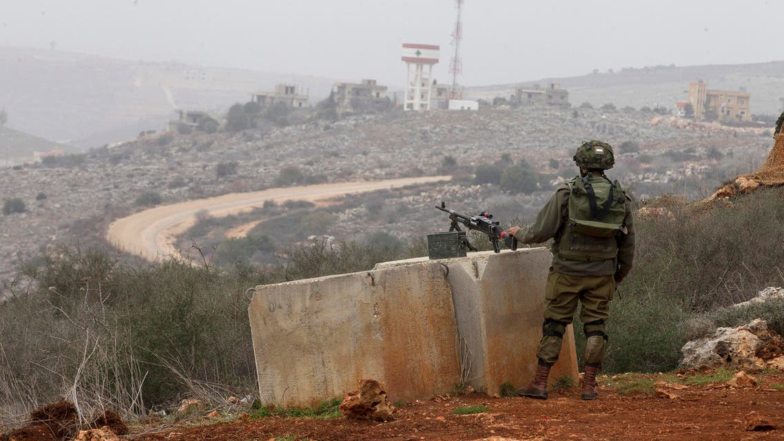 israeli lebanon border reuters