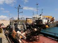 طرابلس تستعيد السلطة على مينائي رأس لانوف والسدر