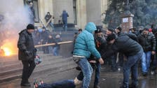 Clashes in eastern Ukraine leave two dead