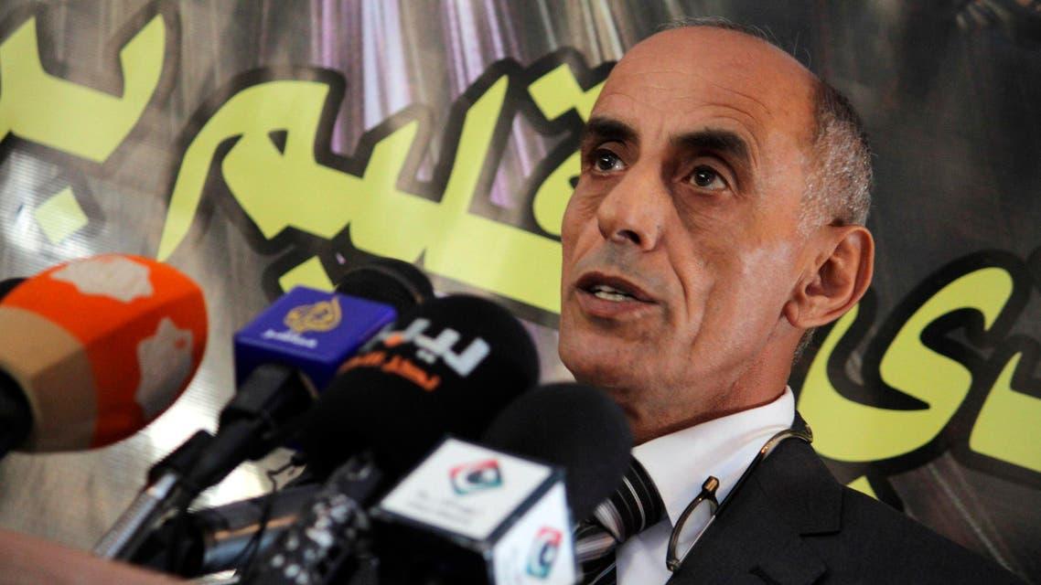 Abd-Rabbo al-Barassi (File photo Reuters)