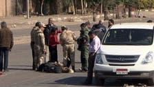 مقتل 6 من عناصر الجيش المصري في هجوم شمال القاهرة