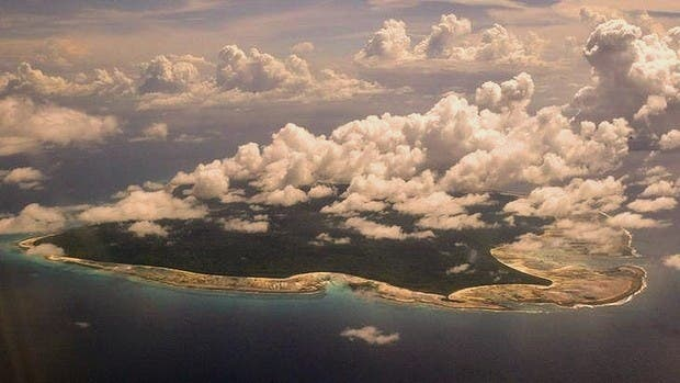 جزيرة أندمان حيث يعتقدون أن الطائرة اتجهت اليها