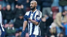 West Brom sack Anelka amid 'quenelle' salute row