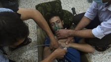 Syrian activists report fresh poison gas attack