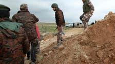 Army: Syria infiltrators, fighters in Jordan custody