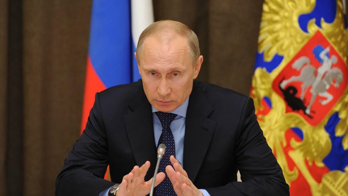 putin بوتين