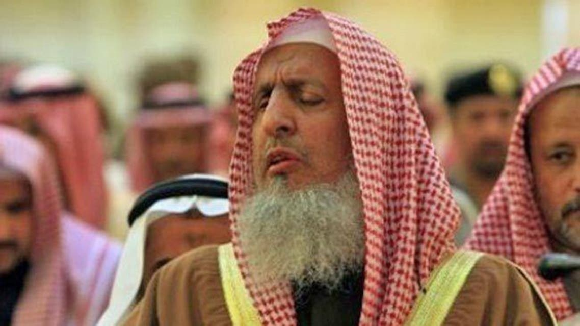 مفتي السعودية عبدالعزيز ال الشيخ