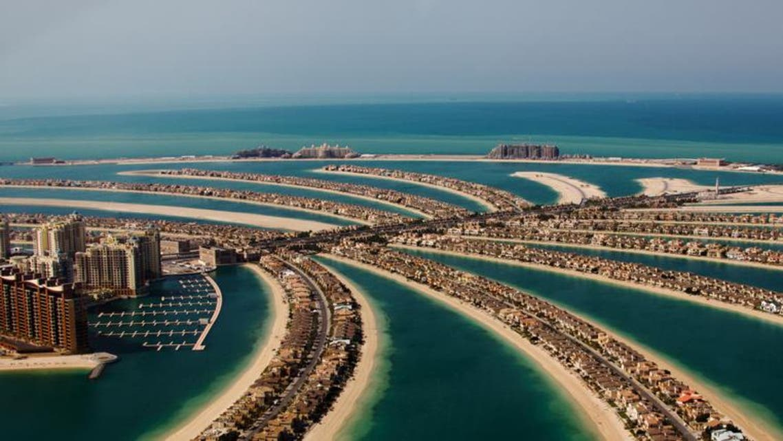 State-owned companies like Nakheel, which was behind the Palm developments, were part of Dubai's 2009 debt crisis. (File photo: Shutterstock)