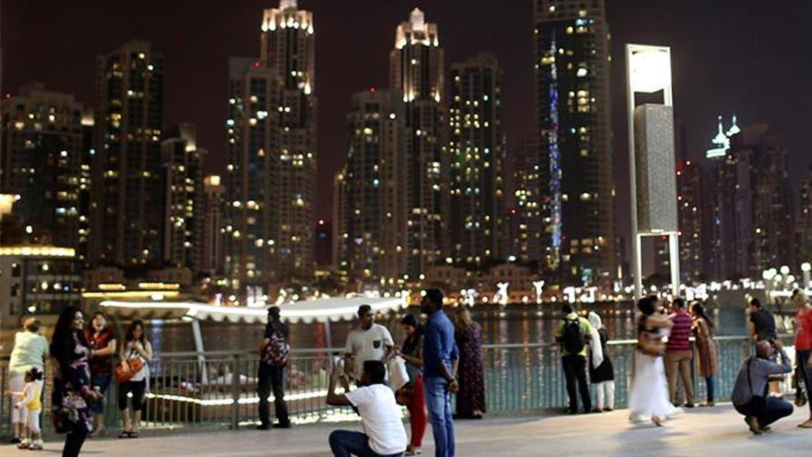 مرسى دبي السياحة في دبي