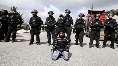 اشتباكات في المسجد الأقصى احتجاجاً على وزير إسرائيلي