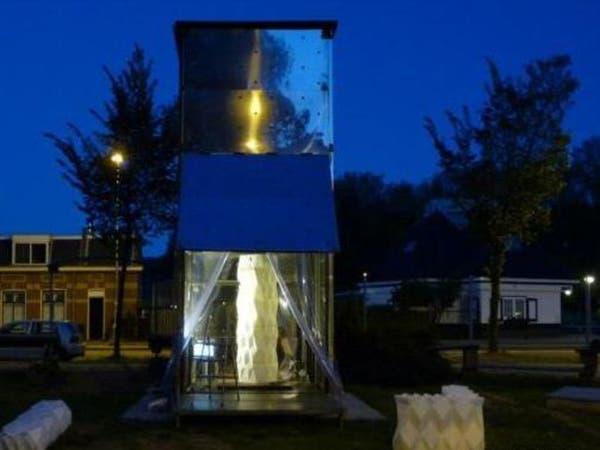 شركة هولندية تستخدم طابعة ثلاثية الأبعاد لبناء منزل