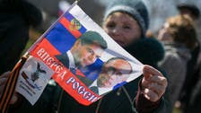 Crimea holds referendum on joining Russia