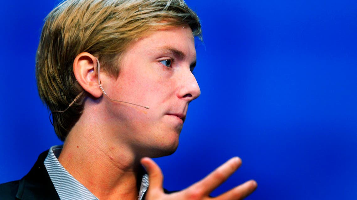 Facebook co-founder Chris Hughes made a reported $600 million in the 2012 initial public offering of the social-media site. (File photo: Reuters)