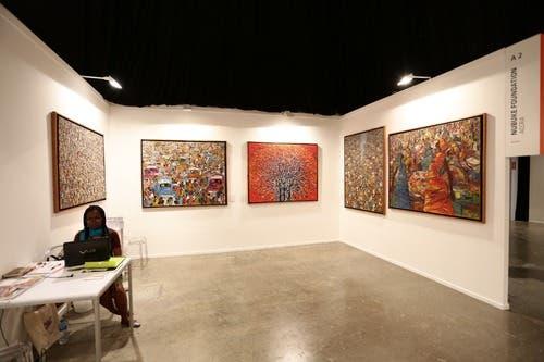 Title : Nubuke Foundation Date : 2013 Courtesy : Art Dubai