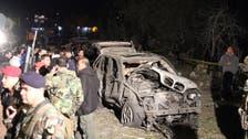 Two Hezbollah members killed in Bekaa Valley blast