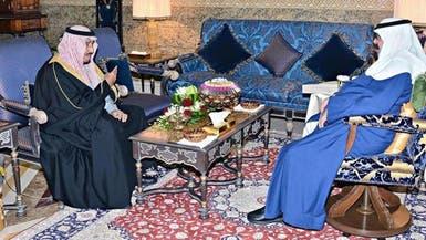 السعودية: الملك يستمع لإنجازات جولة ولي العهد