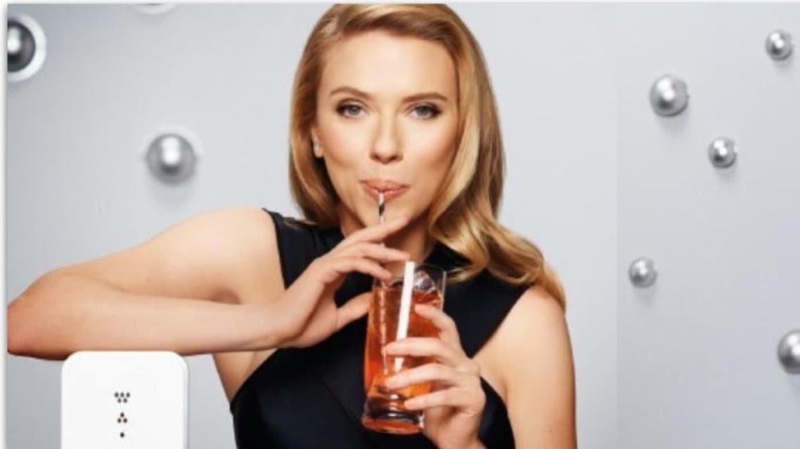 Actress robustly defends role promoting soft drink firm SodaStream, says she has no regrets