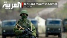 Tensions mount in Crimea