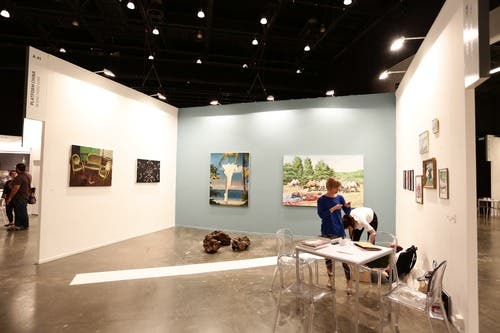 Title : Platform China Date : 2013 Courtesy : Art Dubai