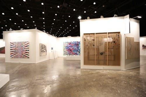 Title : Ayyam Gallery Date : 2013 Courtesy : Art Dubai