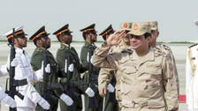 Egypt's army chief Sisi reshuffles commanders