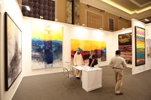 Title : Hunar Gallery Date : 2013 Courtesy : Art Dubai