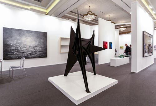 Title : Pace Gallery Date : 2013 Courtesy : Art Dubai