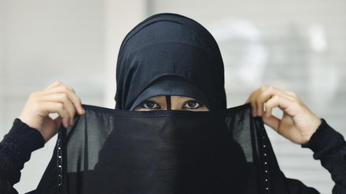 saudi woman shutterstock