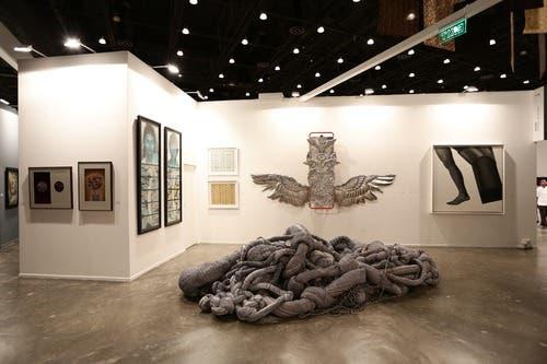 Title : Aicon Gallery Date : 2013 Courtesy : Art Dubai