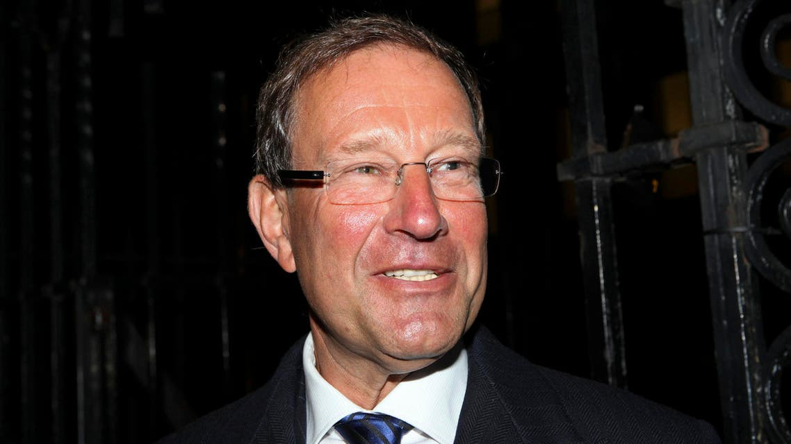 Richard Desmond is said to be working with investment bankers from Goldman Sachs on the possible floatation. (File photo: Reuters)