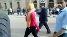 Viral video of harassed blonde Egypt woman sparks backlash