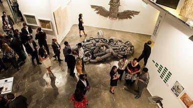 """انطلاق """"آرت دبي"""" أكبر معرض للفنون في الشرق الأوسط"""