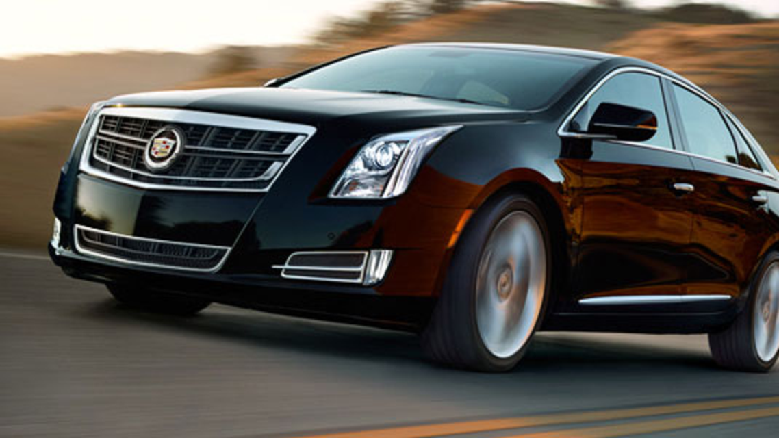 GM recalled 66,218 Cadillac XTS cars from 2013 and 2014. (Image courtesy: GM)