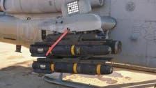 """""""داعش"""" کی سرکوبی کے لیے عراق کو مہلک ہتھیاروں کی فراہمی"""