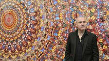 'Highest-valued' artwork by Damien Hirst on show in the UAE