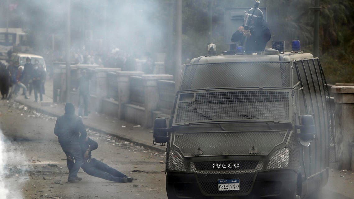 egypt police reuters