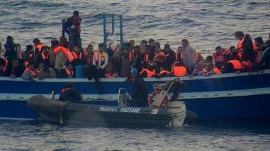 غرق ما بين 30 و40 مهاجرا قبالة ساحل #ليبيا