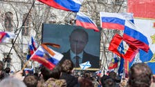 Crimea joins Russia after treaty signed