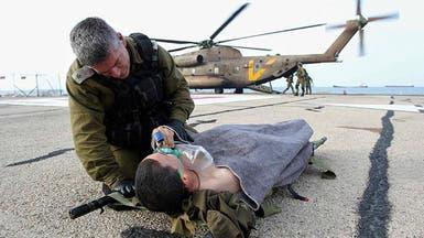 إصابة جندي إسرائيلي في الجولان برصاص مصدره سوريا