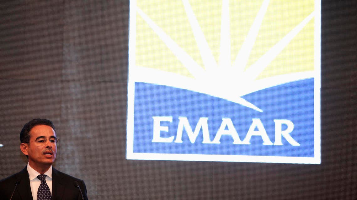 Emaar chairman Mohamed Alabbar says the developer plans dual listing for its shopping malls unit. (File photo: Reuters)