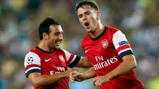 Cazorla and Ramsey sign new deals with Arsenal