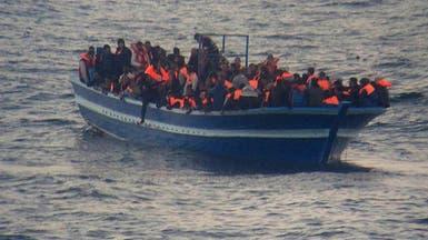 إيطاليا.. إنقاذ 550 مهاجراً في المتوسط