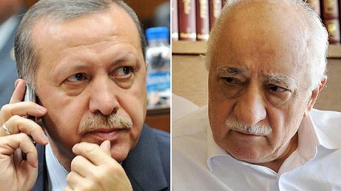 فتح الله غولن وأردوغان